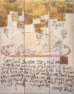 Andy Warhol - Suckling Pig