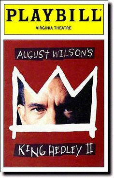 The piano lesson august wilson piano lessons august wilson and august wilsons king hedley ii virginia theatre fandeluxe Choice Image
