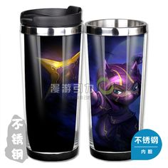 league of legends lol classic skin kennen stainless steel coffee cup
