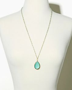 Dewdrop Dream Necklace | Necklaces | charming charlie