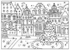 5 simpáticos dibujos de Navidad ¡para colorear! Los dibujos de Navidad para colorear son una divertida actividad con niños. No os perdáis nuestra selección de dibujos de Navidad para imprimir gratis.