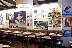 La Bonne Soupe Bistro, Midtown West, NYC