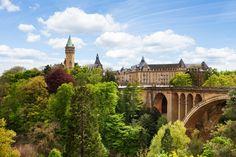 Десять городов Европы для путешествий на праздничные выходные