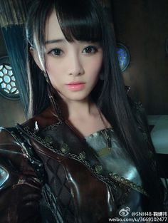 Ju JingYi SNH48 UZA