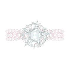 'Les Perles de Chanel' Collection Celebrates Chanel's Love of Pearls | Jewels du Jour