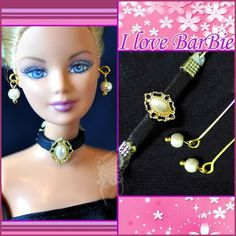 handmade-barbie-doll-jewelry-set-necklace-earrings-for-barbie-dolls-Accessories