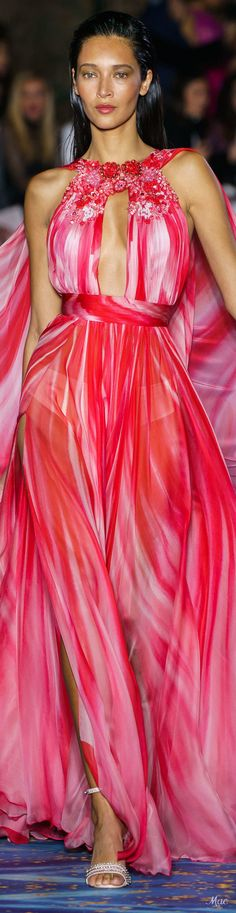 #Couture #diy haute couture dress #Haute #haute couture #haute couture dresses #haute couture kleider #haute couture rose #haute couture rules #Murad #Spring #Zuhair Spring 2019 Haute Couture Zuhair Murad