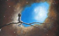 Se solo ci fosse una scala fino al cielo per poter rivedere chi ormai non c'è più