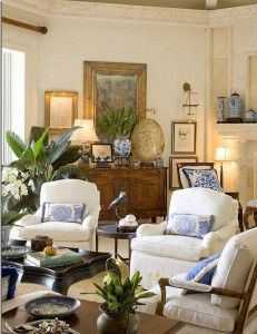 Traditional Decorate Living Room Ideas