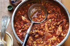 Chicken-and-Brisket Brunswick Stew - Soups & Stew Recipes to Freeze - Southern Living