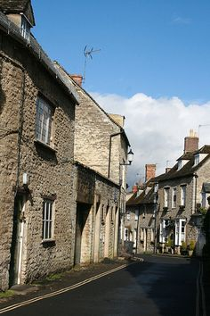 Stone Buildings, Woodstock, Oxfordshire