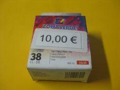 Cartucho Impresora Canon 1800 2500 2600 Color 38 CL  Precintado