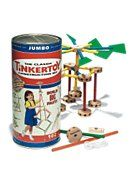Nostalgia toy -- Tinkertoys