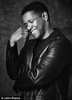 Denzel Washington ...most amazing smile