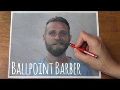 The Ballpoint Barber