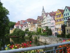 Twenty things to do in Tubingen, Germany, including some sight-seeing suggestions!