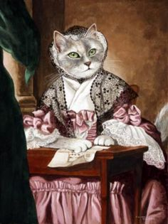 Mrs. Sarah Clayton (Joseph Wright of Derby) by Susan Herbert