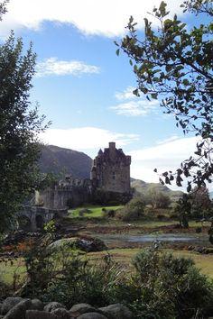 Eilean Donan Castle...such a fairy tale
