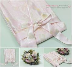 Bride Floral Robe, UK Supplier, Bridesmaid Floral Robe, Pastel Bride robe, getting ready, wedding, #briderobe #bridesmaidrobe Bride Dressing Gown, Bridesmaid Robes, Personalized Wedding Gifts, Floral Wedding, Floral Prints, Wedding Inspiration, Gift Wrapping, Pure Products, Bridal