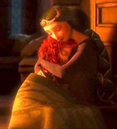 Merida and Mom