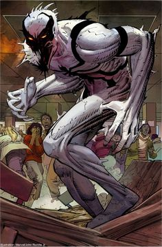 Anti-Venom by John Romita jr
