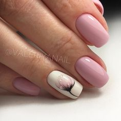 The advantage of the gel is that it allows you to enjoy your French manicure for a long time. There are four different ways to make a French manicure on gel nails. Stylish Nails, Trendy Nails, Cute Nails, Square Nail Designs, Nail Art Designs, Nails Design, Pink Nails, My Nails, Dream Nails
