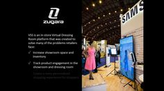 On March Samsung UK, Ted Baker and Zugara debuted Virtual Style Sense (VSS) Technology at London's Retail Business Technology Expo. VSS is a Virt. Virtual Dressing Room, Business Technology, Internet, Style, Augmented Reality, Future Tense, Clothing, Swag, Outfits