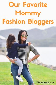 While typical fashion bloggers are amazing, there's something especially awesome about all the fashionable mommies out there documenting their stylish motherhood journeys out there. The women on this list manage to be gorgeous, hip, and chic while still being moms that we can look up to.