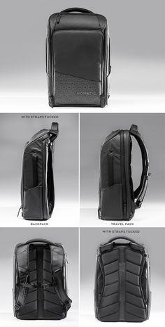 backpacks for travel Country is part of Travel Packs Traveling Backpacks For Women Men Rei - The NOMATIC Backpack and Travel Pack by Jon Richards & Jacob Durham — Kickstarter Best Travel Backpack, Laptop Backpack, Travel Packing, Backpack Bags, Leather Backpack, Hiking Backpack, Backpack Organization, Sacs Design, Men's Backpacks