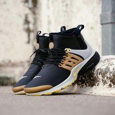 Macho Moda - Blog de Moda Masculina: 5 Sneakers que estão em alta para o Vestuário Masculino. Nike Air Presto Mid Utility