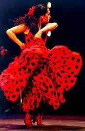Bailaora flamenco