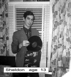 Sheldon Kagan in his beginnings !    www.sheldonkagan.com