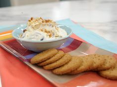 Honey Ricotta with Cherries Recipe : Geoffrey Zakarian : Food Network - FoodNetwork.com