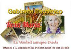 #ElTarotTelefonico de #RosaMaria las mejores #Tarotistas y #Videntes juntos en un mismo #GabineteEsoterico del #Tarot
