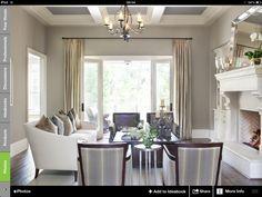 Perfect furniture, enough room