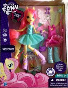 My Little Pony Friendship is Magic Equestria Girls Fluttershy #Fashion #Doll