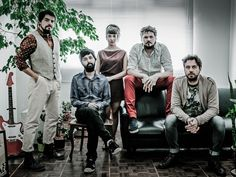 """A Banda mais Bonita da Cidade apresenta as músicas do álbum """"O Mais Feliz da Vida"""" (Foto: Rosano Mauro / Divulgação)"""