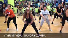 Vivir Mi Vida - Marc Anthony Ft Sandry-This is my weekend song, dance like if nobody was watching. Happy Friday everyone!!