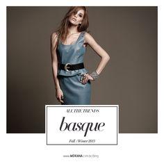 Modelagens / Basque
