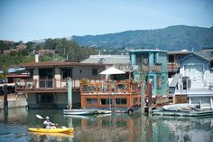 Check out this awesome listing on Airbnb: San Francisco / Sausalito Houseboat in Sausalito