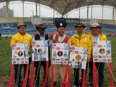 2014 Běijīng International Kite Flying Festival , 2014북경국제연날리기축제 대한민국예술연협회 (2014.4.16 )궁인창 기록