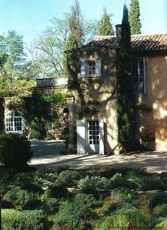 Provence, France. Country house