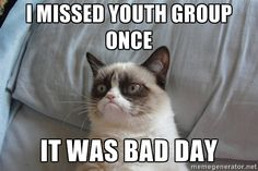 10 Hilarious Memes That Sum Up Your Youth Group | Project Inspired""
