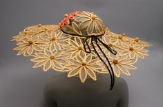 1950 Philadelphia Museum of Art - Collections Object : Woman's Straw Hat