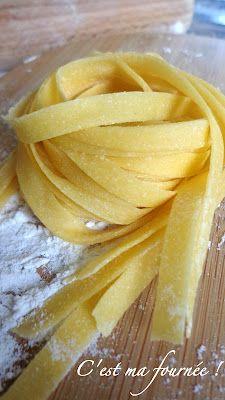 C'est ma fournée !: Réussir les pâtes fraîches