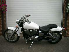 Honda 2001 Shadow Spirit 750