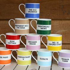 Customised/Personalised Mug/Fun Mugs/Family/Friend/Gift Boxed