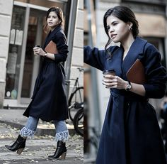 Adriana Gastélum - Shein Coat, Cluse Watch, Windsor Booties, More Details And Outfits On - Rushing Hour