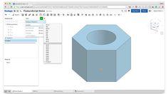 Onshape FeatureScript 101 Series: Pump Up the Presets (Part 02) #3DPrinting