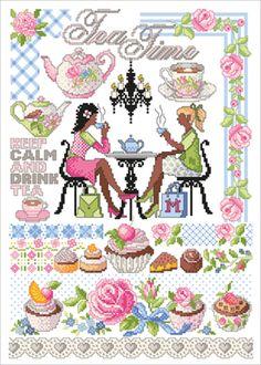 Lindner's Kreuzstiche: Tea Time : Themen                              …                                                                                                                                                                                 Mehr